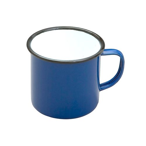 FALCON MUG ENAMELWARE BLUE 9CM 568ML
