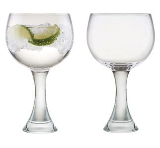 Anton Studio Designs Manhattan Gin Glass