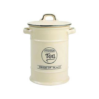 T&G PRIDE OF PLACE CREAM TEA JAR