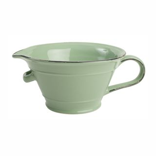 T&G PRIDE OF PLACE GREEN WIDE JUG