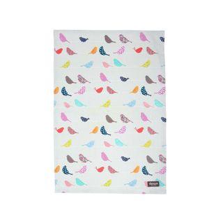 DEXAM LITTLE BIRDS TEA TOWEL