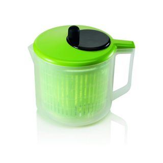 ZEAL SALAD SPINNER GREEN (6)