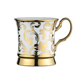 BIA ACANTHUS MUG GOLD (4)