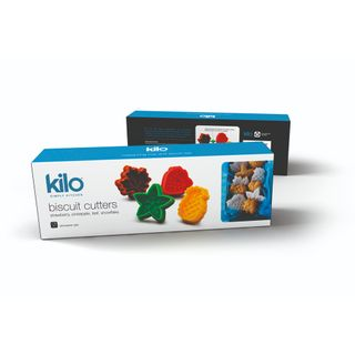KILO LEAF PASTRY CUTTERS