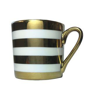 BIA STRIPES MUG GOLD (4)