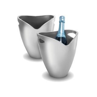 PULLTEX ICE BUCKET SILVER