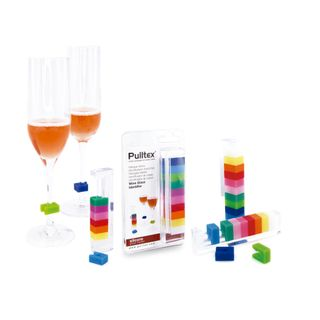 PULLTEX DISPLAY WINE GLASS IDENTIFIER  (12)