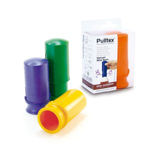 PULLTEX DISPLAY VACUUM WINE SAVER (12)