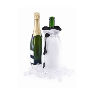 PULLTEX CHAMPAGNE COOLER BAG WHITE