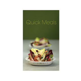 R&R QUICK MEALS RECIPE BOOK