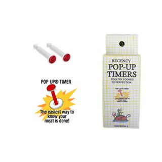 REGENCY WRAPS TURKEY POP-UP TIMER X2 (6)