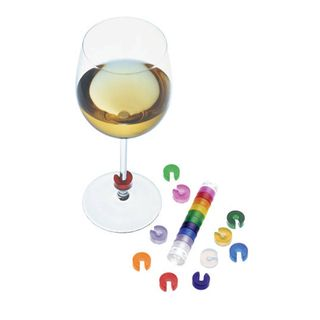 PULLTEX IDENTITY Wine Glass Identifier