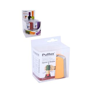PULLTEX CHAMPAGNE OPENER & STOPPER (12)