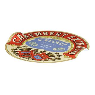 BIA CAMEMBERT ROUND PLATTER WITH HANDLES