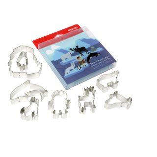 DEXAM ICEBERG ADVENTURES SET 8 CUTTERS