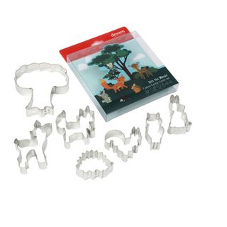 DEXAM INTO THE WOODS SET 7 COOKIE CUTTER