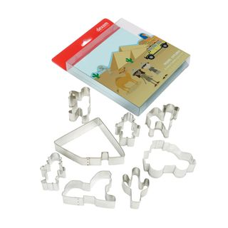 DEXAM DESERT EXPLORER SET OF 8 CUTTERS