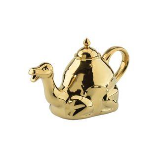 BIA CAMEL TEAPOT GOLD
