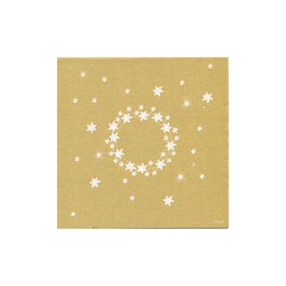 NAPKIN COMETE GOLD (3)