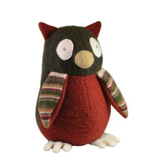 CATE & LEVI STUFFED ANIMAL OWL