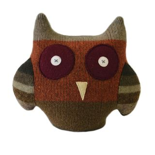 CATE & LEVI PILLOW PAL OWL
