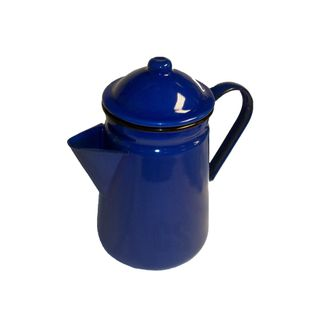FALCON COFFEE POT ENAMELWARE BLUE 1.3L