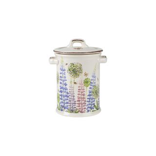 COTTAGE GARDEN BUTTERFLY STORE JAR