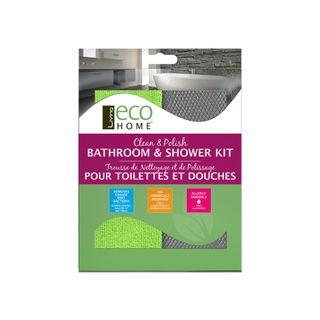 CLEAN & POLISH BATHROOM & SHOWER KIT (6)
