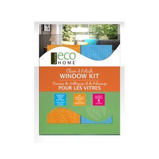 CLEAN & POLISH WINDOW KIT (6)