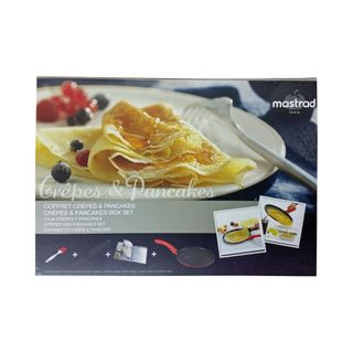 MASTRAD CREPES & PANCAKES BOX SET