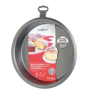 MASTRAD ROUND CAKE PAN EXCELLIA NONSTICK