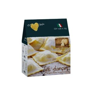 STAMPS SET PASTA/BISCUITS RND/SQUARE
