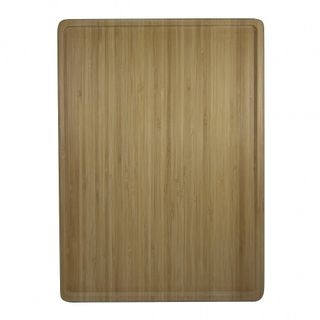 BAMBOO SERVING BOARD RECT 400X200MM