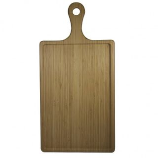 BAMBOO SERVING BOARD RECT 180X360MM