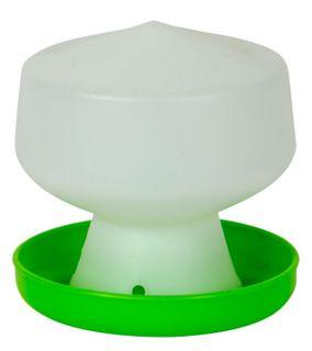 Plastic Green & Whites