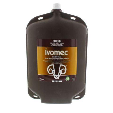 IVOMEC Sheep Liquid 5lt