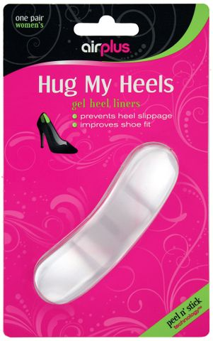 Airplus Invisigel Hug My Heels***