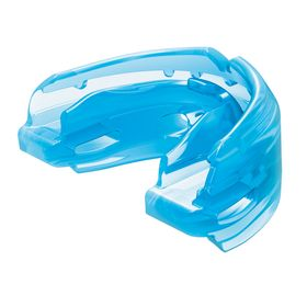 Shock Dr Mouthguard Double Braces Youth Blue