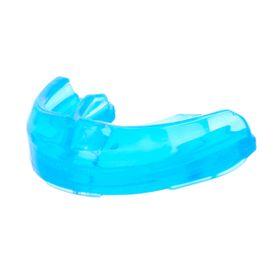Shock Dr Mouthguard Braces Adult s/less Blue r