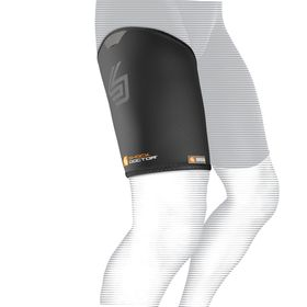 Shock Dr Thigh-Groin Sleeve Large r