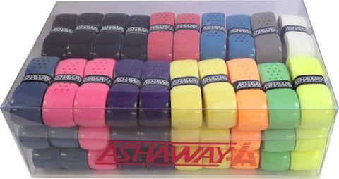 Ashaway Soft Grip box of 60 Asst Colours