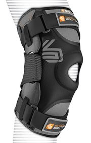Shock Dr 875 Ultra Knee Support w/Hinges