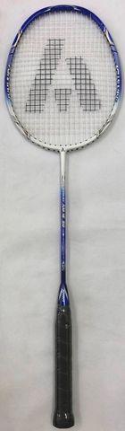 19-Ashaway AM12-SQ Blue Badminton Racquet