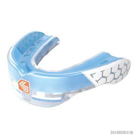 Shock Dr Mouthguard Gel Max Power Trans Blue A