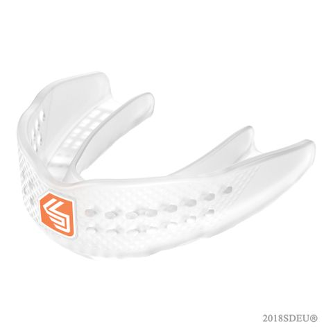 Shock Dr Mouthguard Superfit Allsport Adult CLEAR r