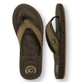 Cobian Sandal Draino - Chocolate Mens US12