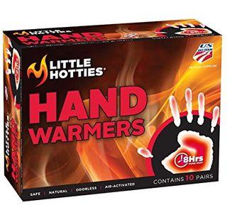 Little Hotties Winter Warmers