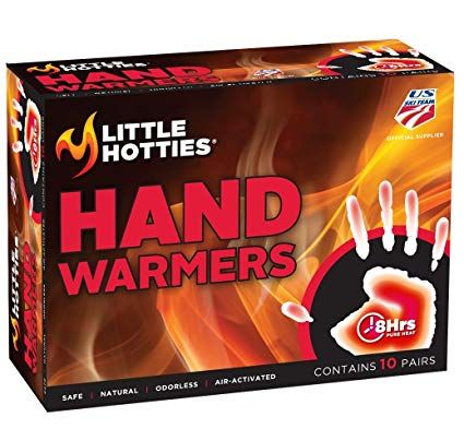 Little Hotties Hand Warmers 10 pack