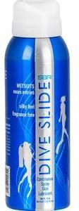 DiveSlide Lubricant 4ozs Aerosol Packaged ***