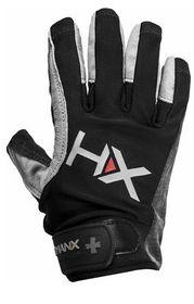 Harbinger Humanx X3 Mens Competition 3/4 Finger Gloves XLarge ***